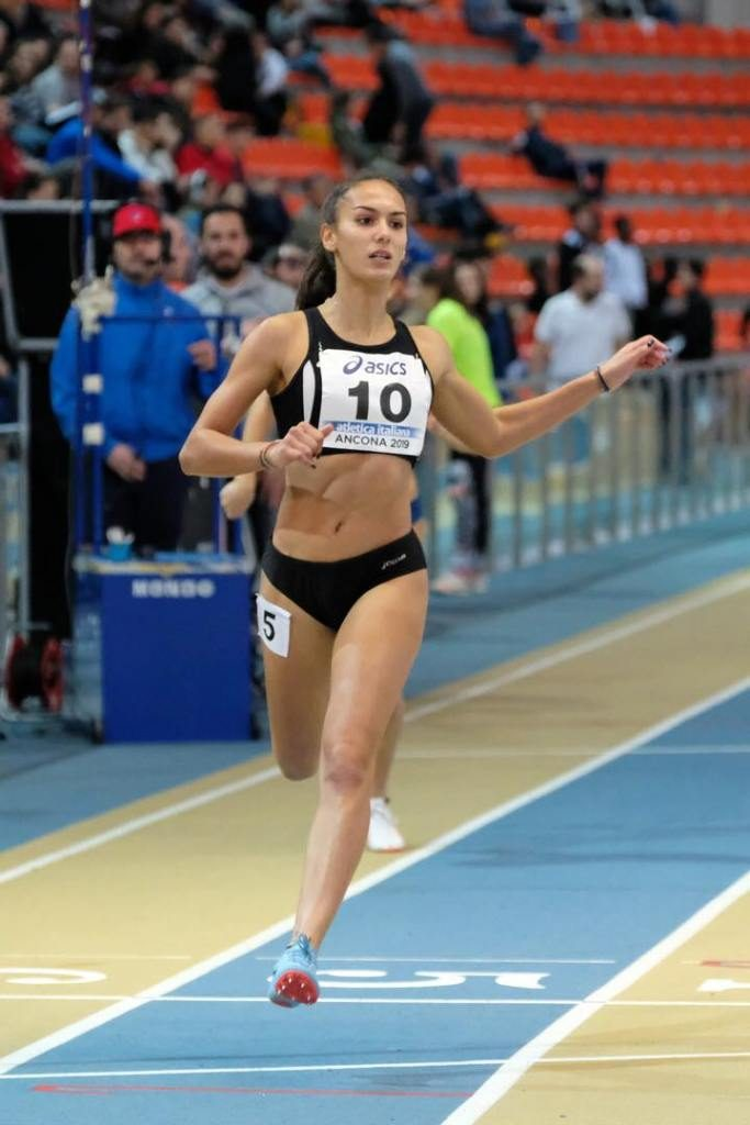 Tricolori U20 indoor Ancona: Dalia Kaddari guida la pattuglia dei velocisti: LA DIRETTA STREAMING