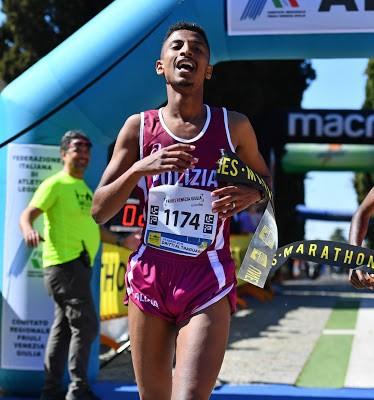 Eyob Faniel correrà la maratona di Siviglia domenica 23 febbraio-LA DIRETTA STREAMING