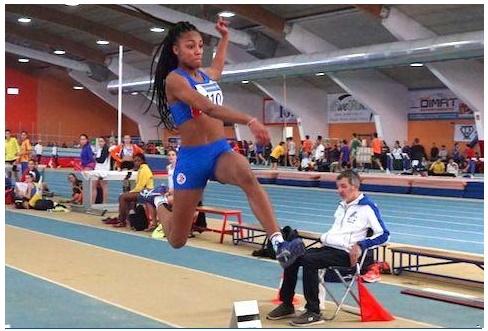 Tricolori U20: Larissa Iapichino realizza il record italiano di salto in lungo