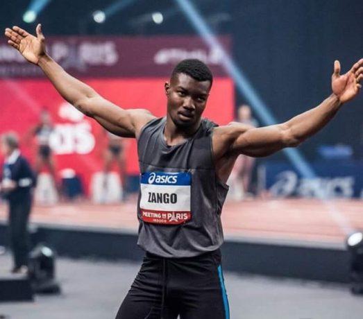 Fabrice Zango atterra a 17,77 nel triplo a Parigi, miglior prestazione mondiale