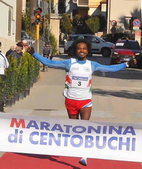 Maratonina Centobuchi 19022020 vittoria adugna