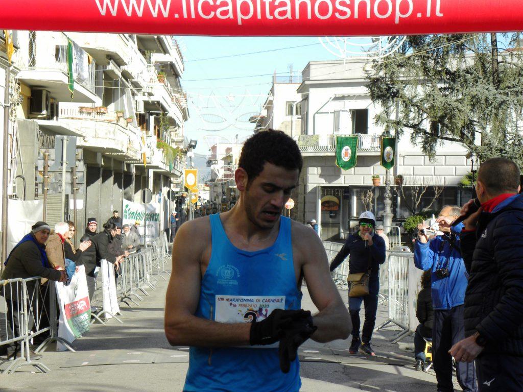 """Quasi mille partecipanti per la VII edizione  la """"Maratonina di Carnevale"""" hanno festeggiato Piccolo e Janat"""