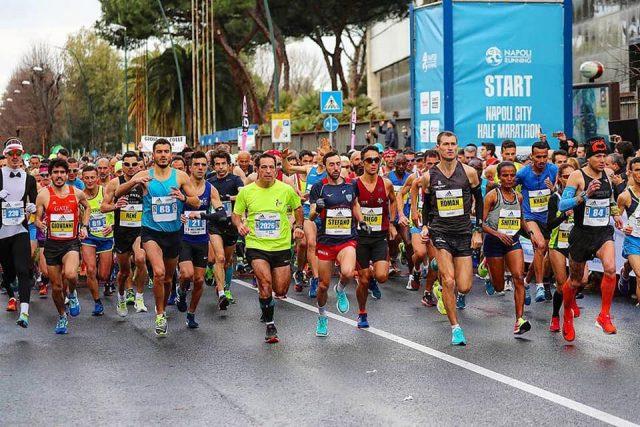 """""""Napoli City Half Marathon"""", domani conferenza stampa di presentazione"""