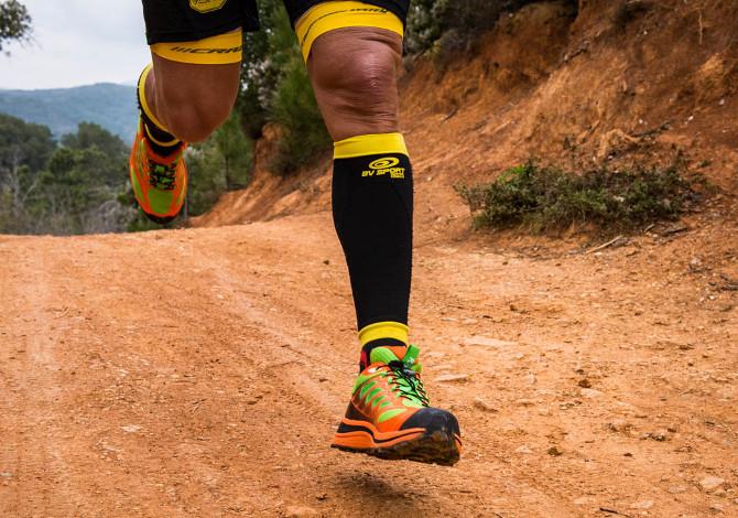 Trail del Monte Tifata:  alla 7° edizione s'impongono Ruocco e Peluso