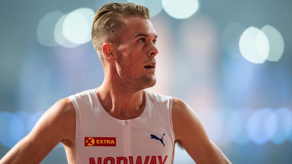 Risultati Düsseldorf: Filip Ingebrigtsen vince in solitaria i 1500 metri con il PB