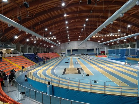 Gli atleti dell' Atletica Imola Sacmi Avis impegnati nel prossimo weekend ai Campionati Italiani assoluti indoor di Ancona