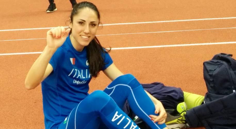 Laura Strati PB nei 60 metri,  bene Derkach e Cestonaro nel triplo ad Ancona