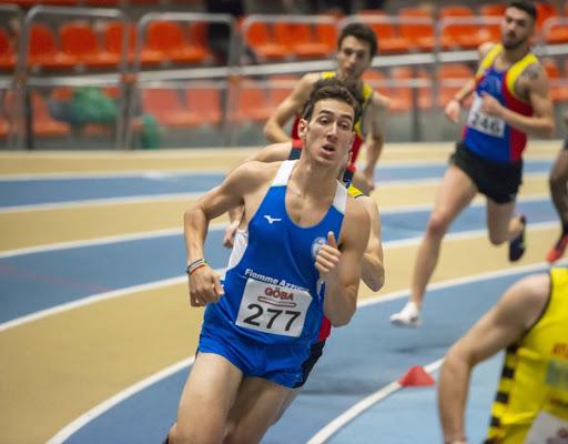 Assoluti Ancona risultati: Simone Barontini vince il quarto titolo italiano negli 800 metri