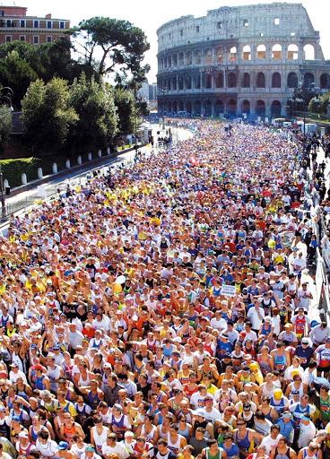 Maratona di Roma a rischio annullamento? Colpa del coronavirus