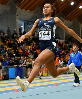 Tricolori Allievi Ancona: Marta Amani vola a 6,23 nel lungo, 3^ prestazione italiana alltime