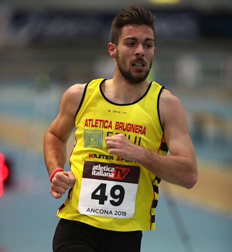Enrico Riccobon vince i 1500 metri in Norvegia