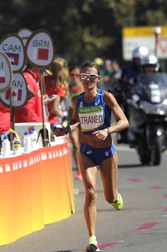 Valeria Straneo si prende un ottimo secondo posto nella mezza maratona in Spagna