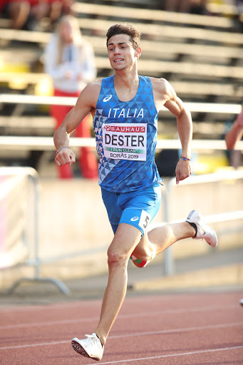 Tricolori Multiple Padova: Dario Dester ad un passo dal record italiano under 23
