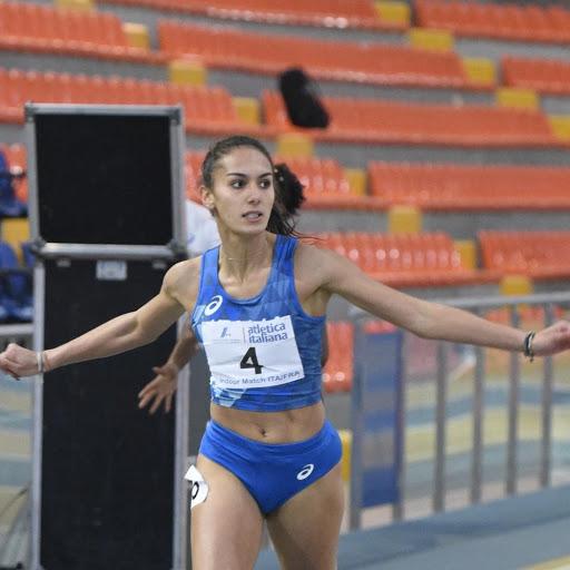 Minsk U20: Dalia Kaddari,  nei 60 metri in batteria avvicina il PB