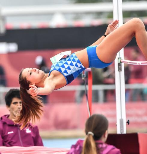Minsk U20: Idea Pieroni sale a 1,90 nell'alto arrivando a 1 cm. dal record italiano