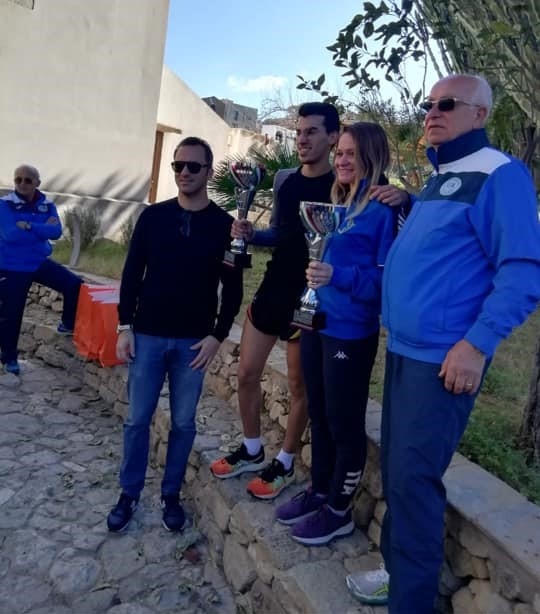 Alla seconda edizione del  Cross Fondo Auteri doppio record e vittorie assolute di Nathalie Martoglio e Francesco Ala.
