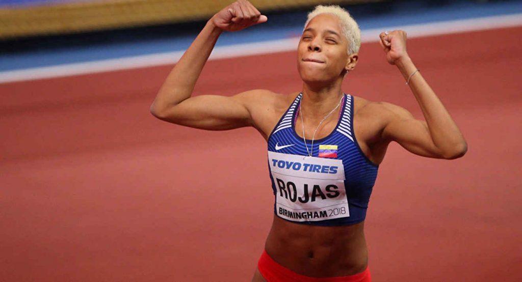 Risultati Madrid: incredibile record del mondo nel triplo di Yulimar Rojas nel triplo