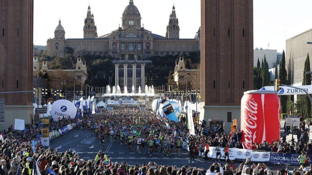 """Per """"colpa dei runner italiani"""", la Maratona di Barcellona rischia la cancellazione"""
