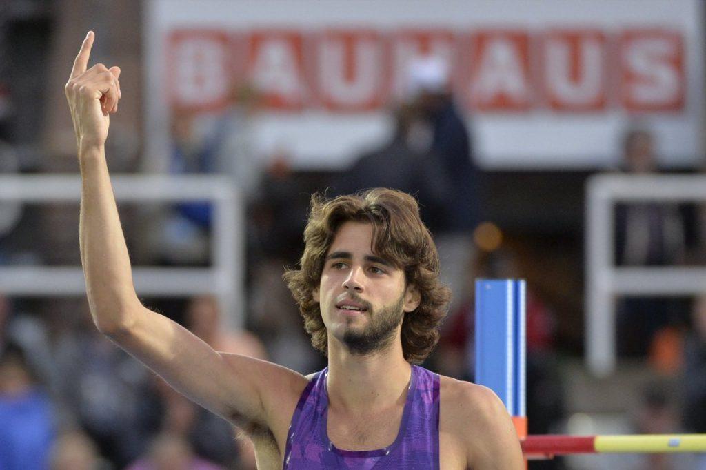 """Rinvio Olimpiadi Tokyo: Gianmarco Tamberi,  """"arrivederci! Arrivederci mia Tokyo'"""