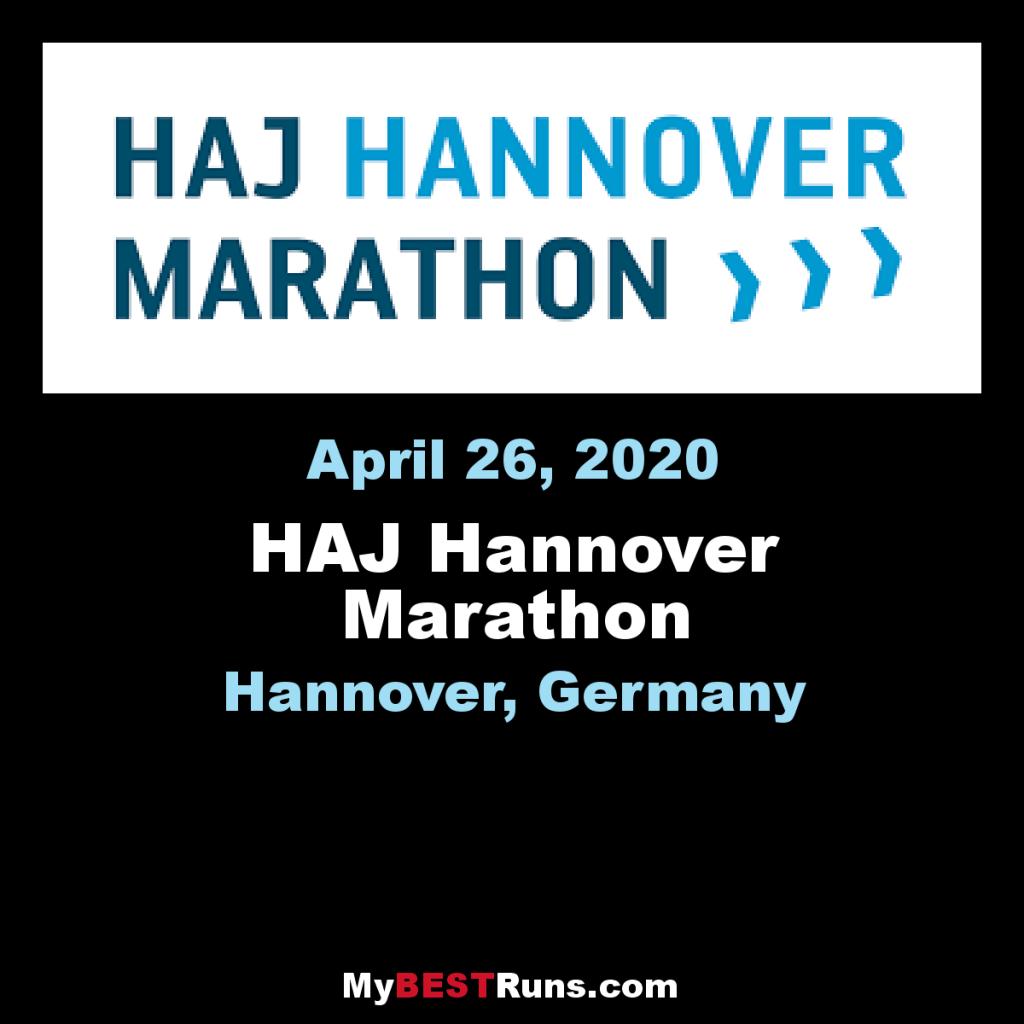 In Germania la Hannover Marathon del 26 aprile 2020 va avanti nonostante tutto
