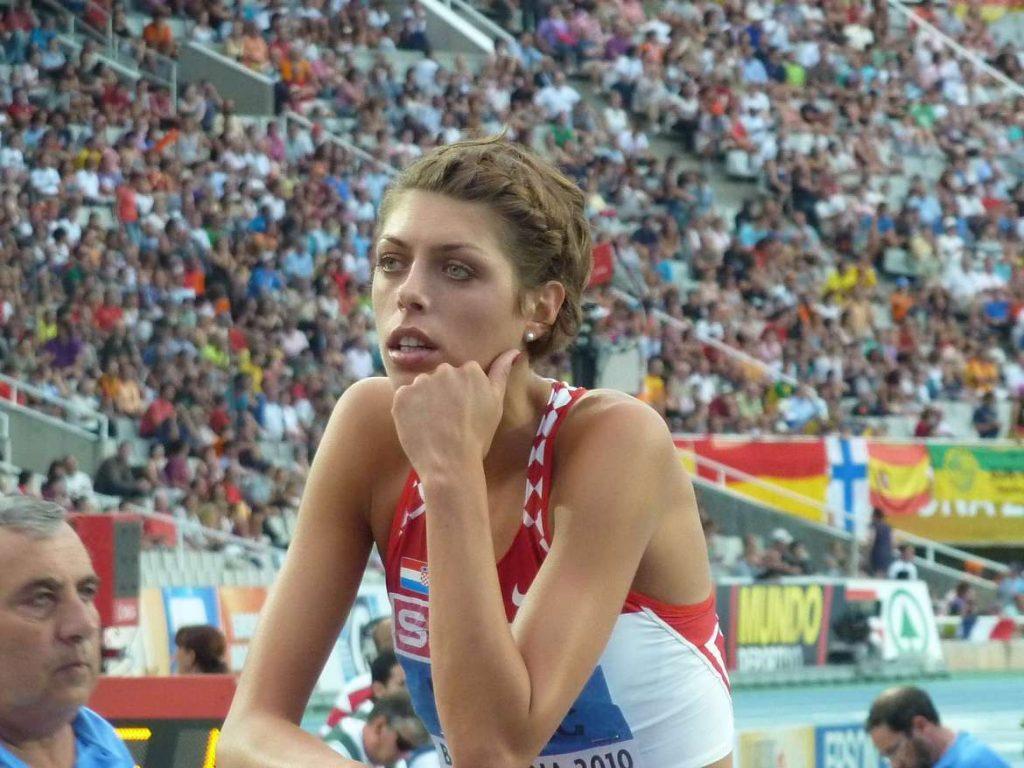 Blanka Vlasic non gareggerà nel salto in alto alle Olimpiadi di  Tokyo