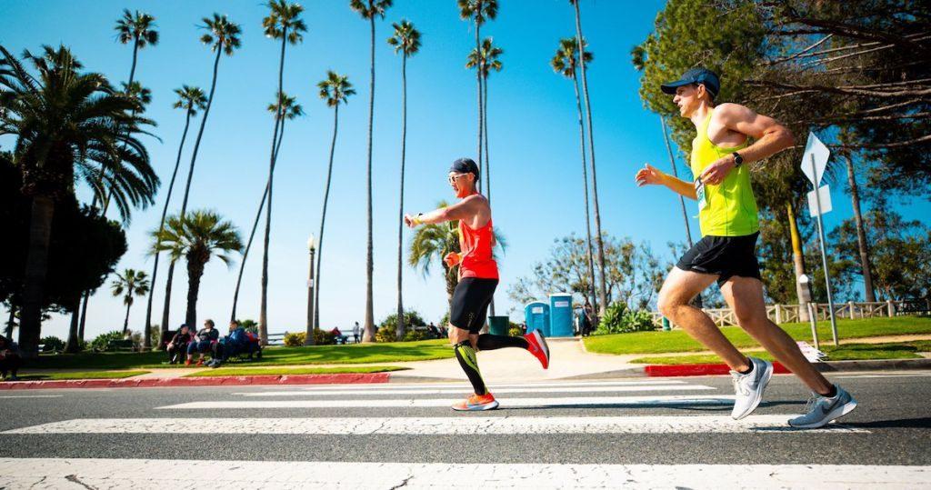 Nonostante i timori del Coronavirus, la Maratona di Los Angeles va avanti
