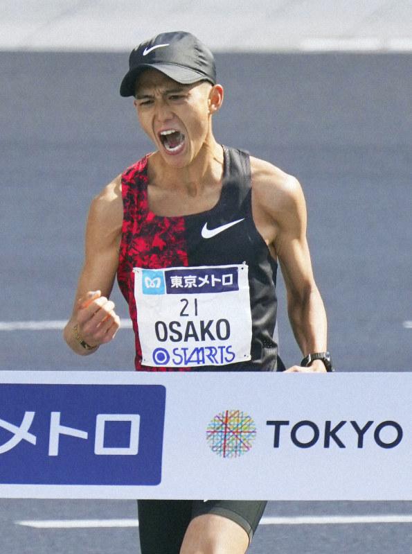 A Tokyo, Osako fa il record nazionale nella maratona e si prende $ 925.000 dalla federazione giapponese