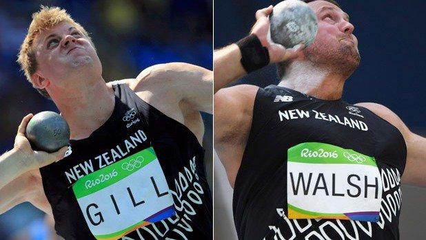 Uno scontento Walsh batte Gill  nel peso ai campionati nazionali neozelandesi