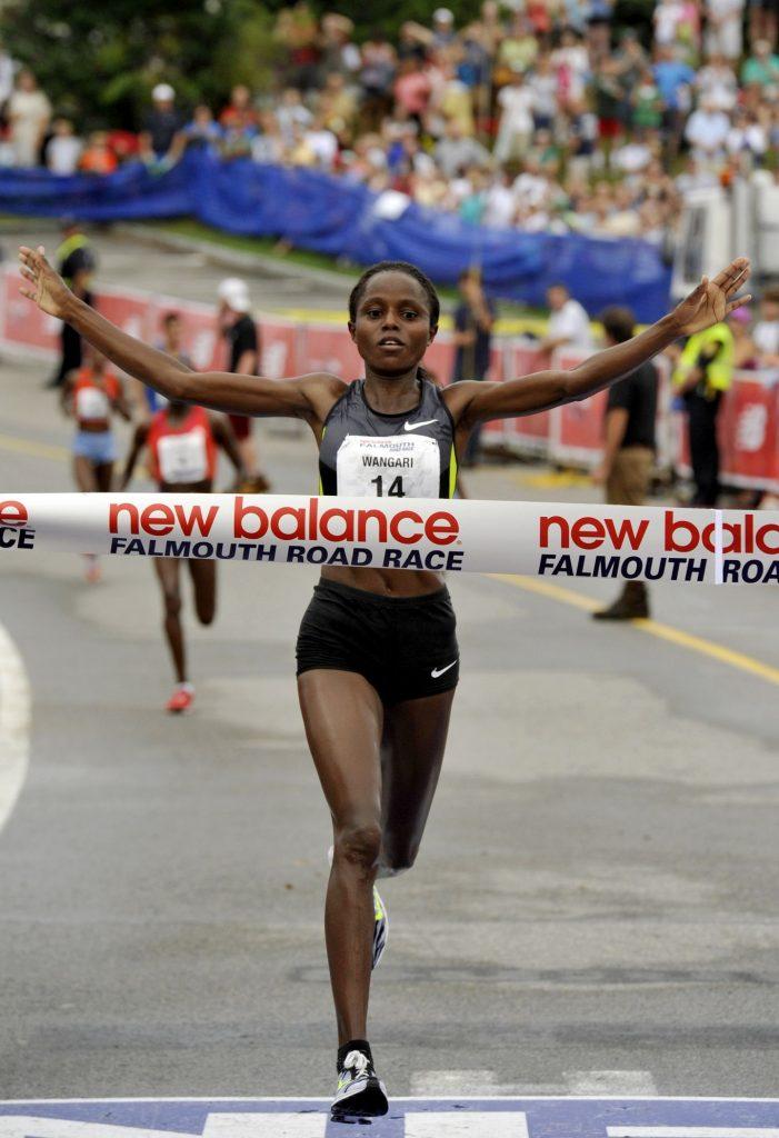 La Kenyana Margaret Wangari vince col PB  la Maratona di Los Angeles
