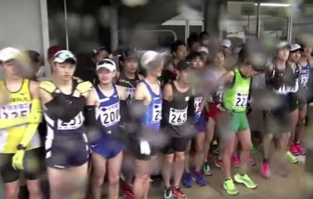 Chebet sconfigge la pioggia e vince la 75th Lake Biwa Mainichi Marathon in Giappone