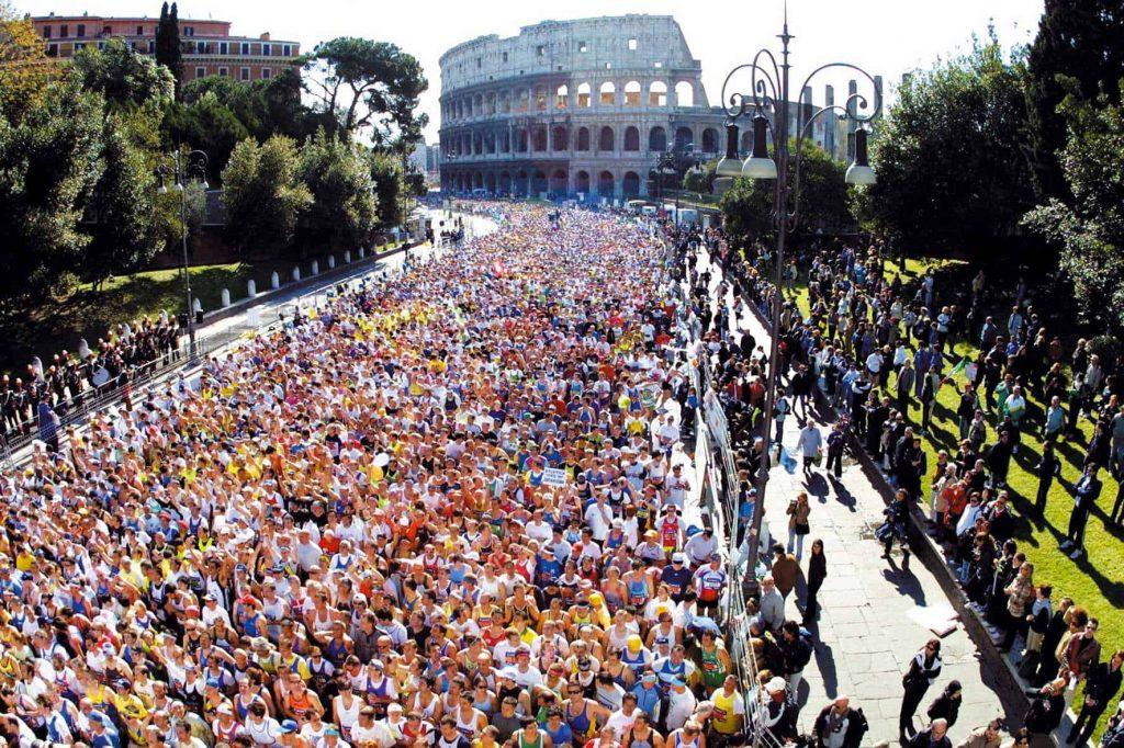 Annullata la Maratona di Roma!