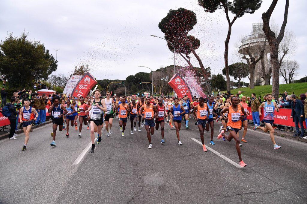 Confermata ad oggi,  la Roma-Ostia di domenica 8 marzo