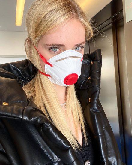 Coronavirus: anche l'influencer Chiara Ferragni si scaglia contro i runner