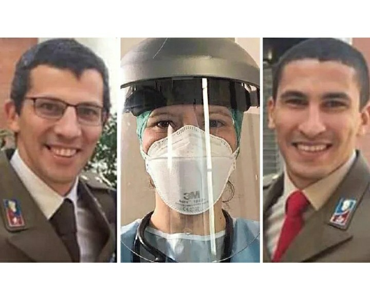 Coronavirus: l'incredibile storia dei tre fratelli passati dalla pista d'atletica alle corsie d'ospedale