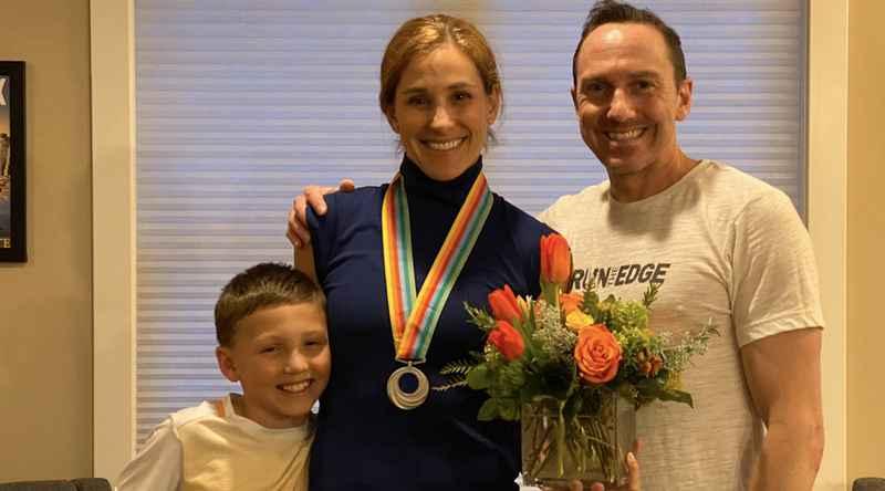 Doping: dopo 12 anni riceve finalmente la medaglia d'argento mondiale dei 10.000  metri  per la squalifica della 2^ classificata