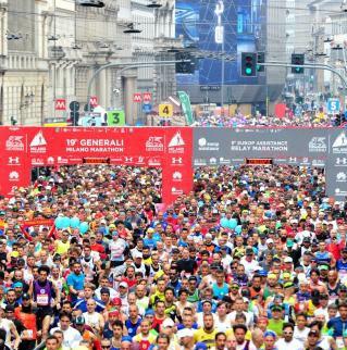 Rinviata perfino la Maratona di Milano