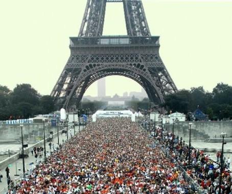 Maratona di Parigi rinviata al 18 ottobre