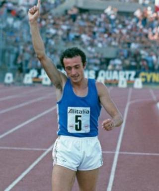 Pietro Mennea, il più grande sprinter europeo ci lasciava 7 anni fa