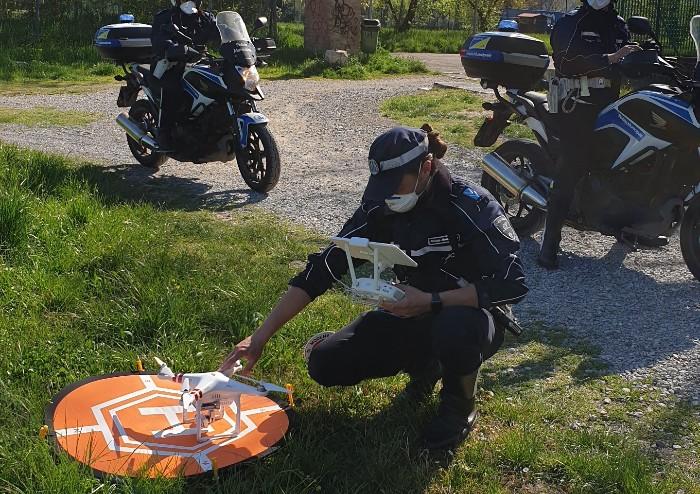 Coronavirus: i runner sono i nuovi criminali da stanare?  Bisognerebbe forse usare i droni per i delinquenti veri!