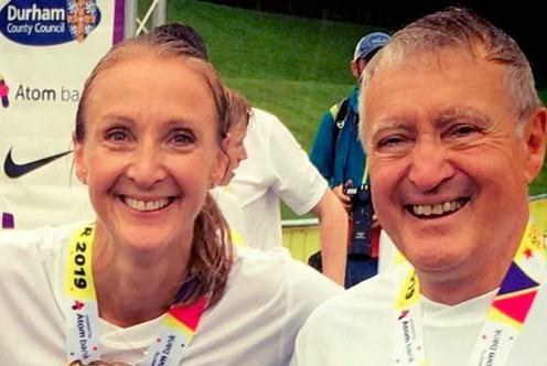 Morto il padre dell'ex primatista mondiale di maratona Paula Radcliffe