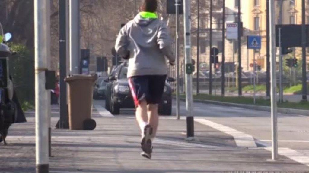 Oggi si torna a correre in Campania, vediamo le reazioni dei runner
