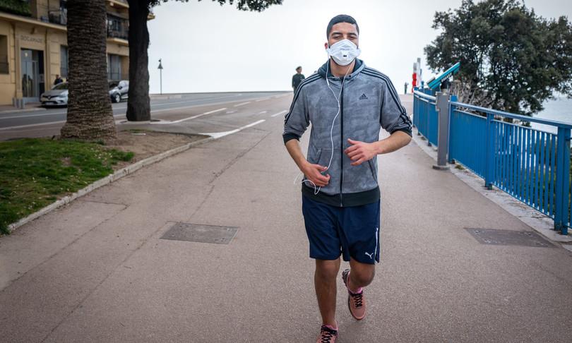 Coronavirus: in Veneto tolto il limite dei 200 metri, si potrà correre in prossimità dell'abitazione