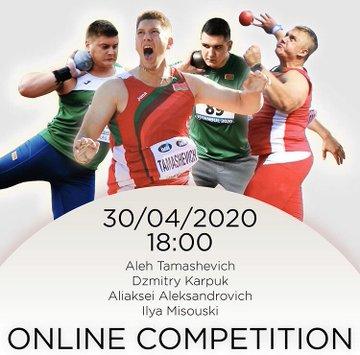 In Bielorussia domani 30 aprile la prima gara a distanza di getto del peso