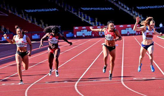 Jodie-Williams-200m-British-Championships-2019-by-Mark-Shearman