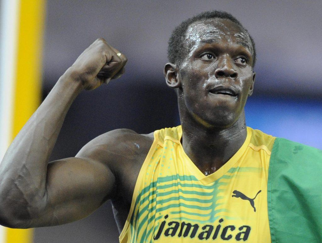 Usain Bolt dona  3700 dollari al telethon per il coronavirus in Giamaica
