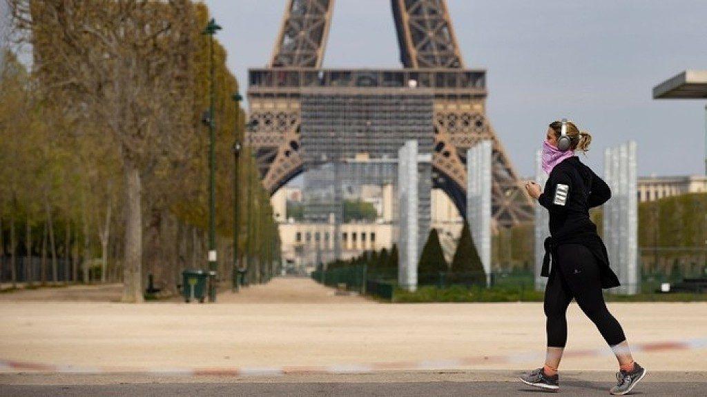A Parigi corsa all'aperto solo prima delle 10:00 o dopo le 19:00, i più fortunati? I canadesi