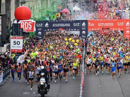 Oggi niente  Milano marathon: riviviamo l'edizione 2019,  la gara più veloce di sempre in Italia sia al maschile che al femminile