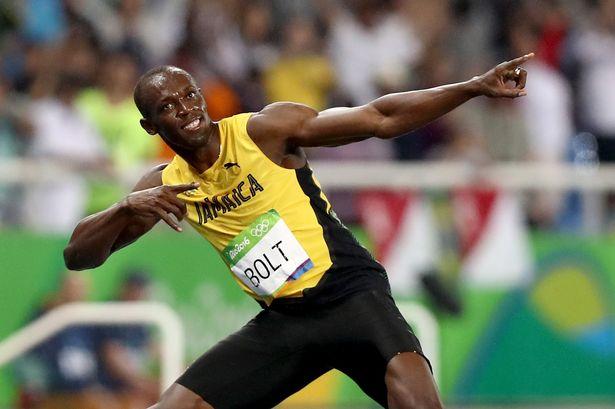 Usain Bolt ha chiesto foto sexy ad una modella due giorni prima del parto della fidanzata