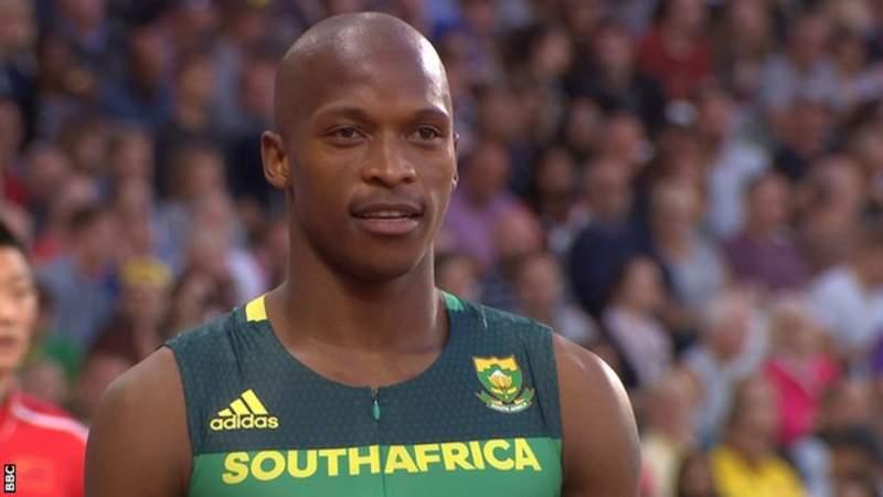 Covid-19: multato per aver bevuto in pubblico Luvo Manyonga, ex campione del mondo di salto in lungo
