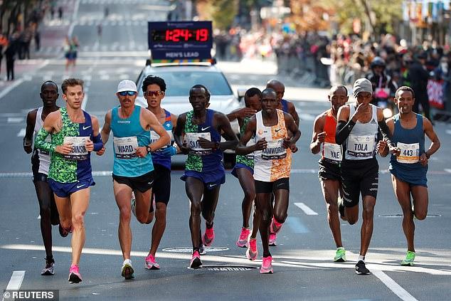 """La maratona di New York potrebbe essere cancellata? Il sindaco Bill de Blasio dice, """"è troppo presto"""""""